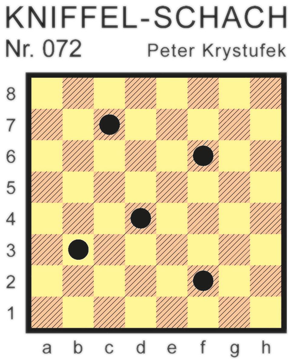 Kniffel Schach 072