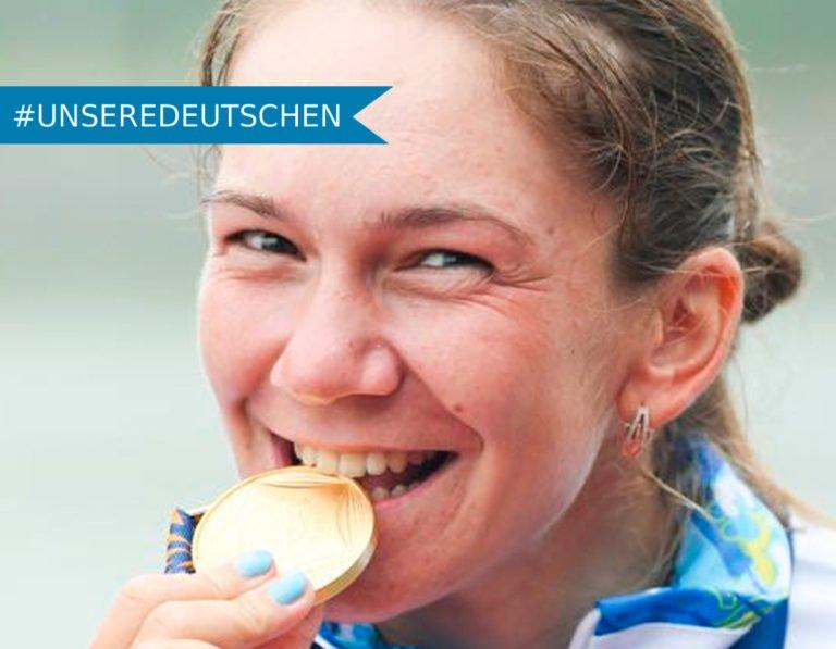 #UnsereDeutschen | Irina Podoinikowa (geb. Ewert)