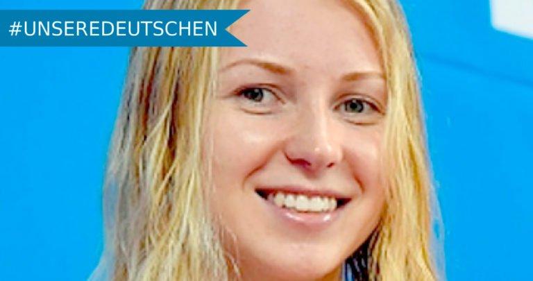 #UnsereDeutschen | Jekaterina Rudenko