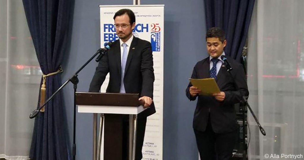 Dirk Wiese, Koordinator für die zwischengesellschaftliche Zusammenarbeit mit Russland, Zentralasien und den Ländern der Östlichen Partnerschaft.