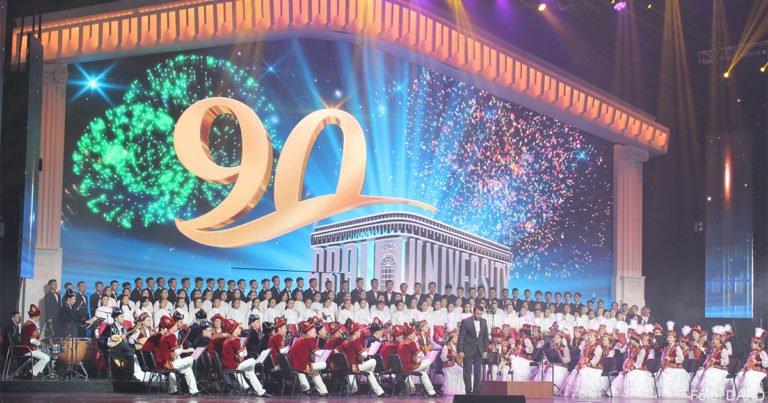 Abai-Universität feiert 90. Geburtstag