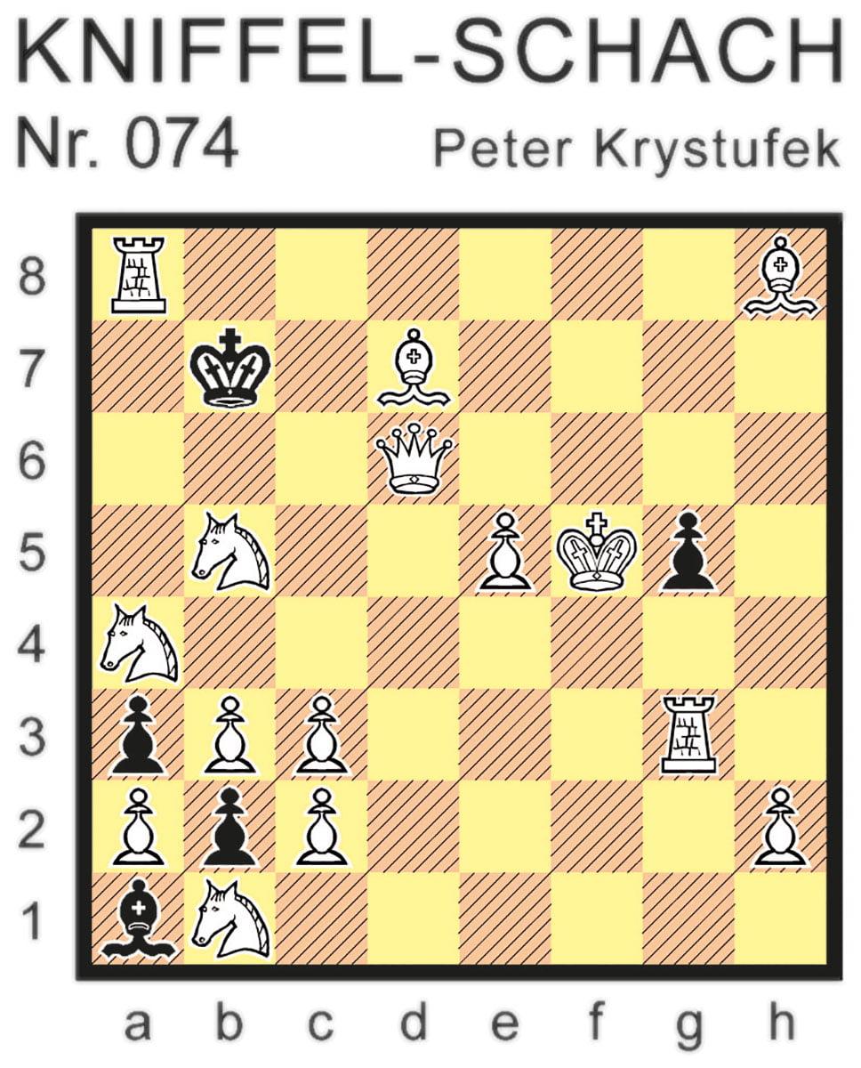 Kniffel-Schach 074