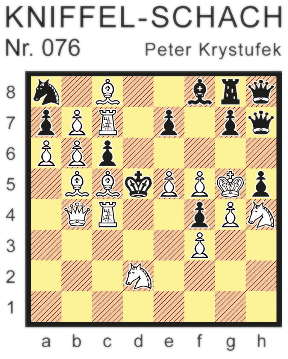 Kniffel-Schach 076