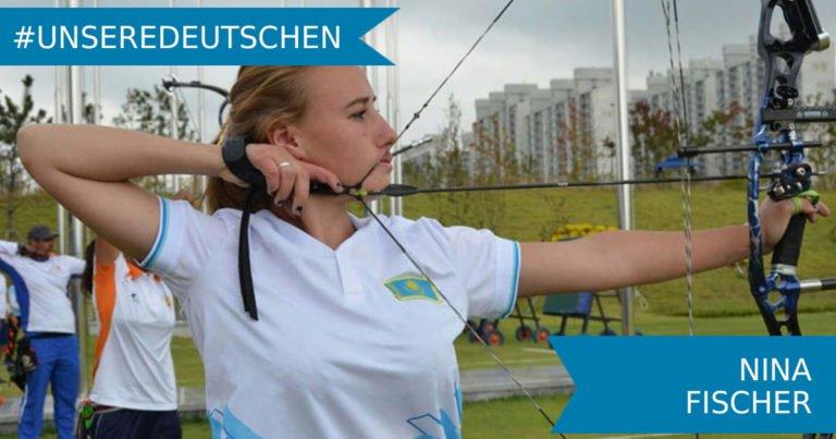Unsere Deutschen: Nina Fischer