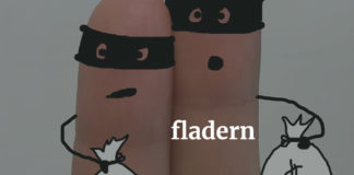 fladern