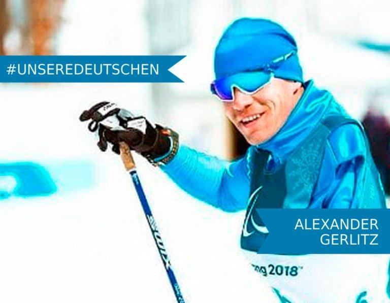 Unsere Deutschen: Alexander Gerlitz