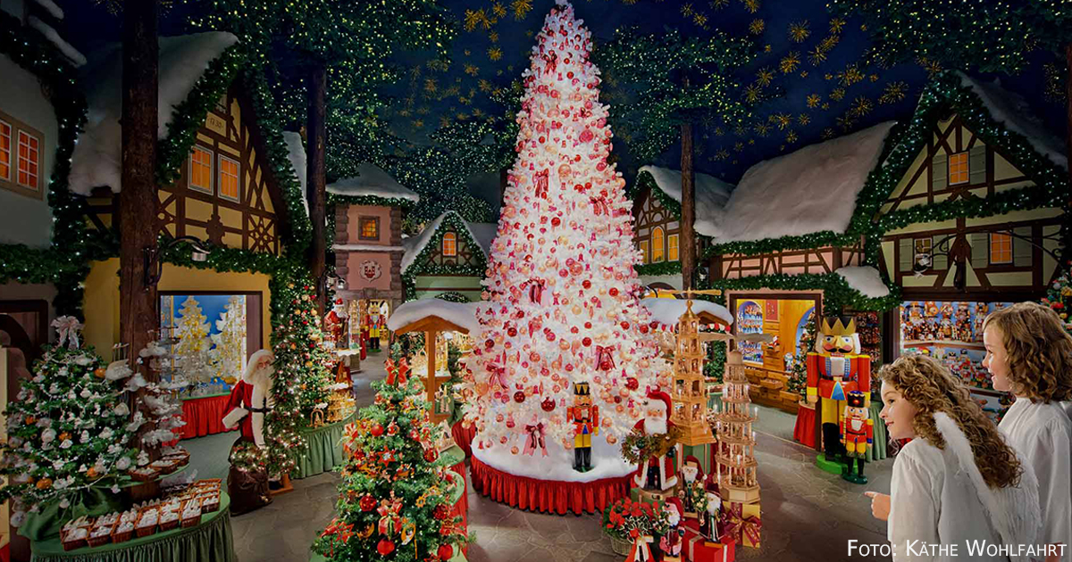 Weihnachtswunderland Deutschland