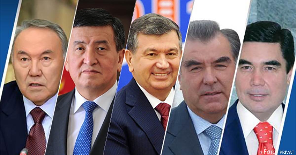 2018 stand im Zeichen der Kooperation: Selten kamen die fünf zentralasiatischen Staatschef so oft zusammen wie in diesem Jahr.