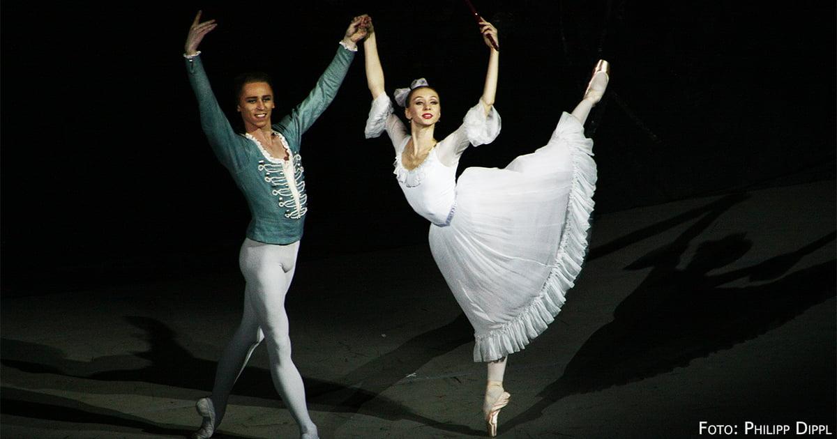 Der Nussknacker: Aufführung im Mariinski-Theater 2012