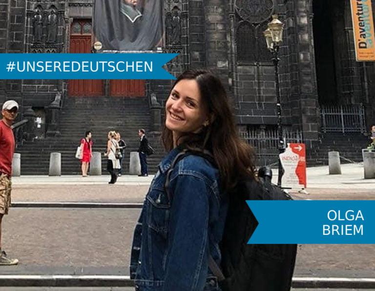 Unsere Deutschen: Olga Briem
