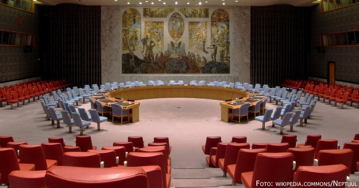 Deutschland im UN-Sicherheitsrat