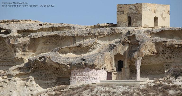 Neue archäologische Funde in Mangystau