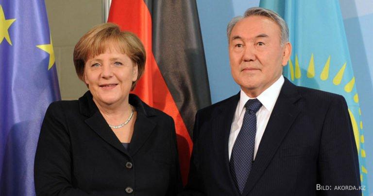 27 Jahre deutsch-kasachische Beziehungen