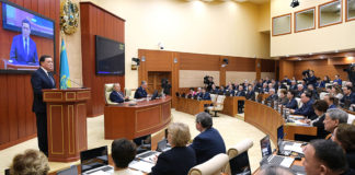 Nasarbajew ernennt neues Kabinett