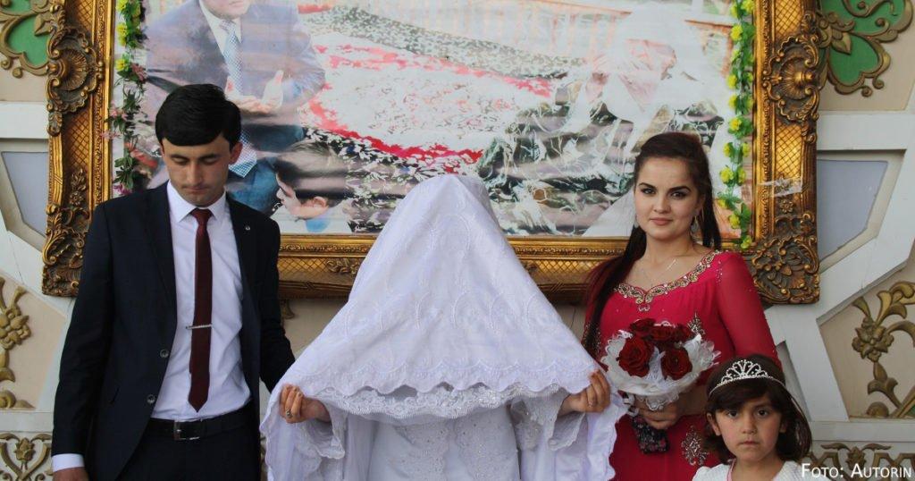 Frauen Tadschikistan