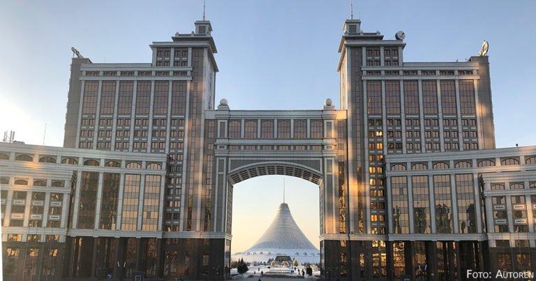 """10 Gründe, warum Astana der neue """"Place to be"""" ist"""