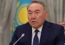 Rücktritt Nursultan Nasarbajew
