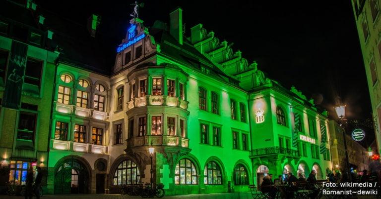 Der St. Patrick's Day – und wie alles mit allem zusammenhängt