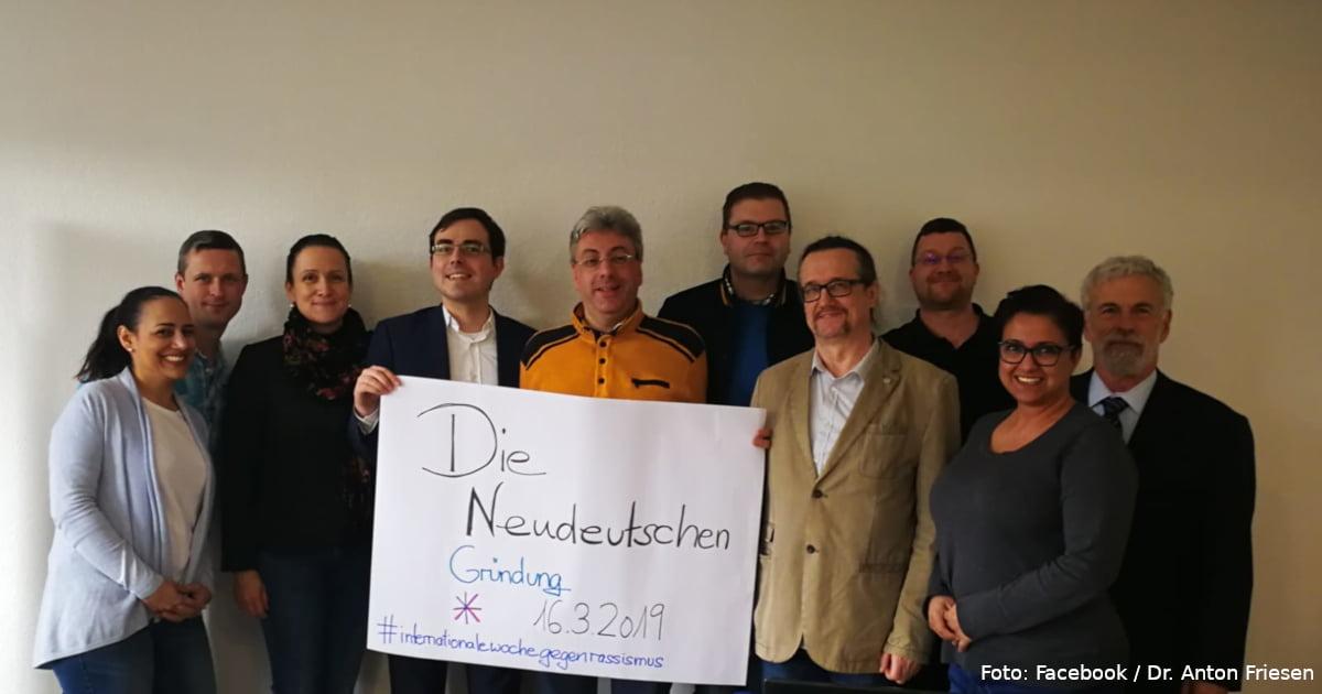 Neudeutsche