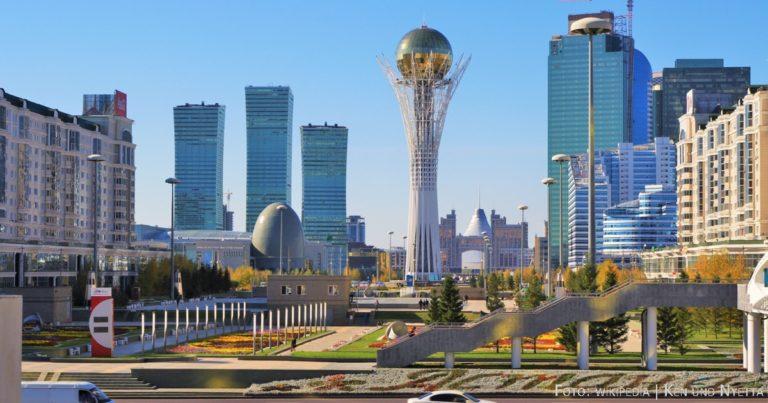 Zwischenstopp in Nur-Sultan