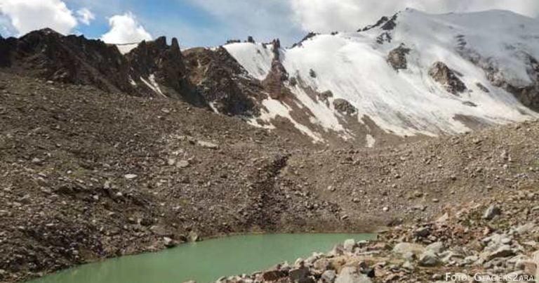 Von den Gletschern des Tienschans bis zum Aralsee
