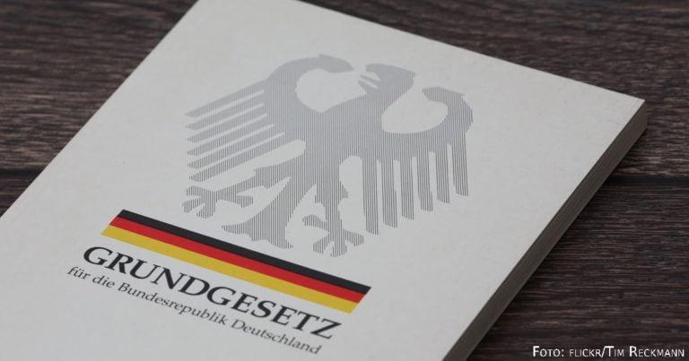 Gelebte Demokratie: 70 Jahre Grundgesetz in Deutschland