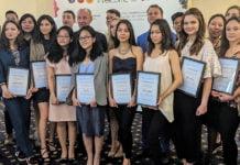 DAAD-Stipendienverleihung 2019