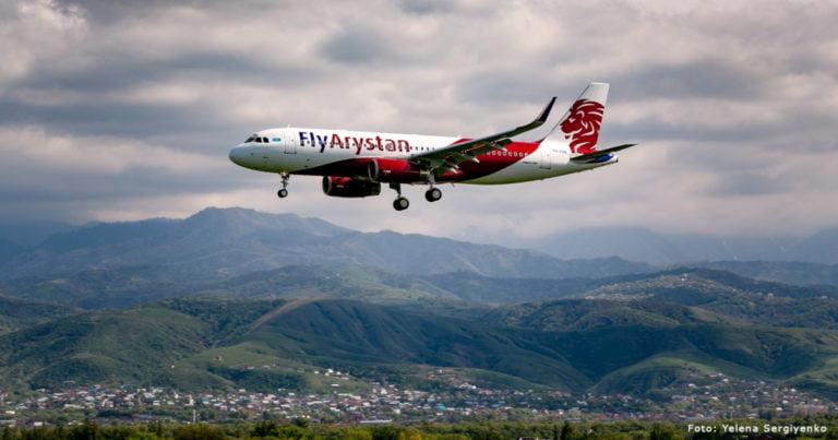 Air Astana sieht Zeichen der Erholung nach Verlustjahr 2020