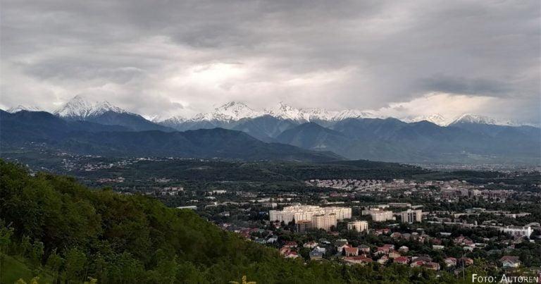 Vier Orte, die man in Almaty gesehen haben muss