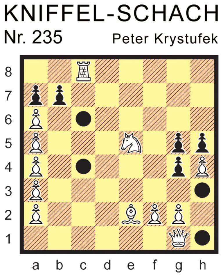 Kniffel-Schach Nr. 235
