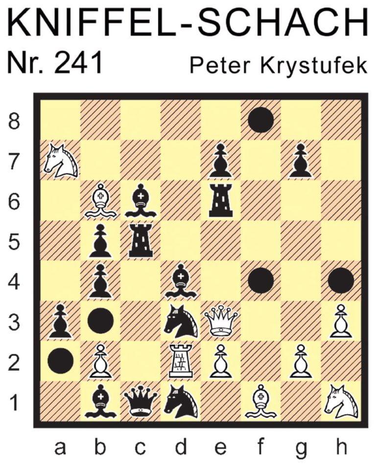 Kniffel-Schach Nr. 241
