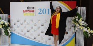 DKU-Absolventin Kristina