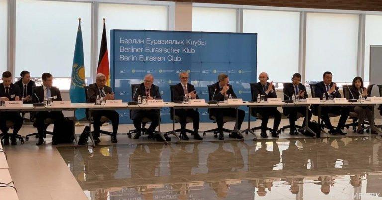 Beziehungen zwischen Deutschland und Kasachstan ausbauen