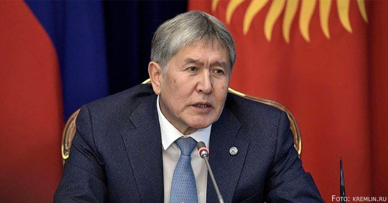 Kirgisistan schickt Ex-Präsident Atambajew ins Gefängnis