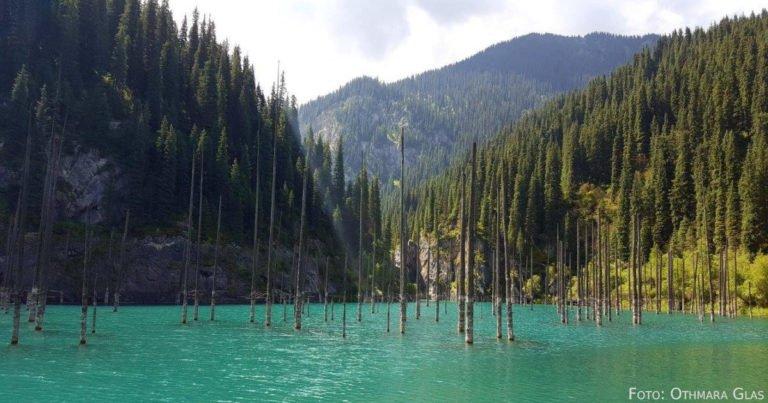 Kasachstans Naturwundern auf der Spur