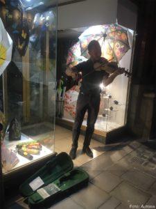 Münchner Straßenmusiker
