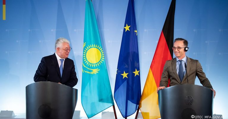 Zentralasiens globale Bedeutung wächst