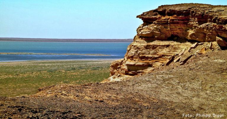 Hoffnung in Aralsk