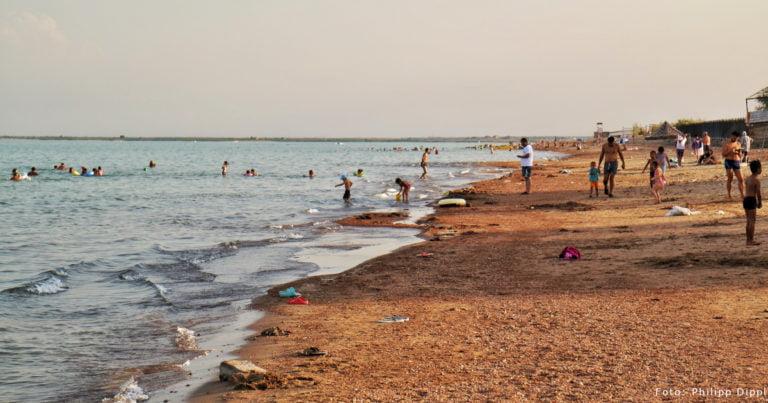 Das Mittelmeer Kasachstans
