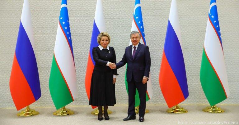 Usbekistan nähert sich EAWU an