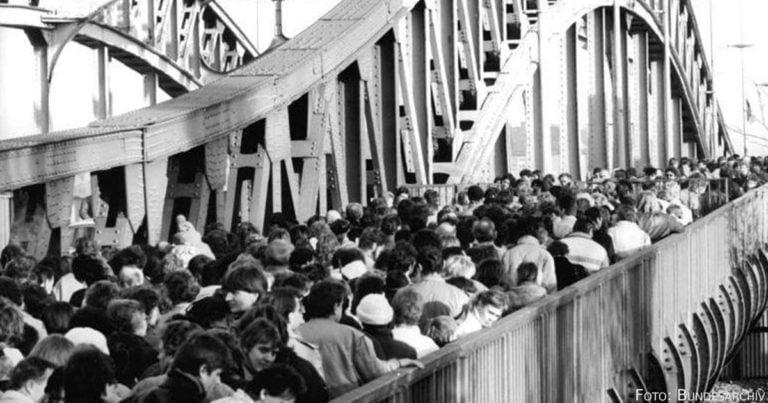 30 Jahre Mauerfall – Interview mit einem Zeitzeugen