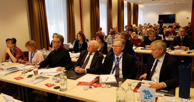 Erste internationale wissenschaftliche Konferenz des BKDR fand in Nürnberg statt