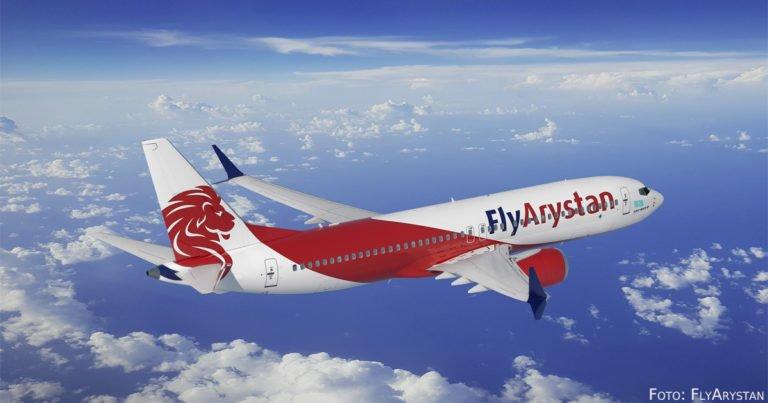 Air Astana plant den Kauf von 30 Boeing-Flugzeugen