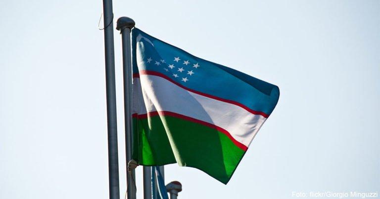 Usbekistan geht weiteren Schritt Richtung EAWU
