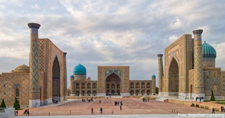 Muslimische Zivilgesellschaft in Deutschland und Zentralasien