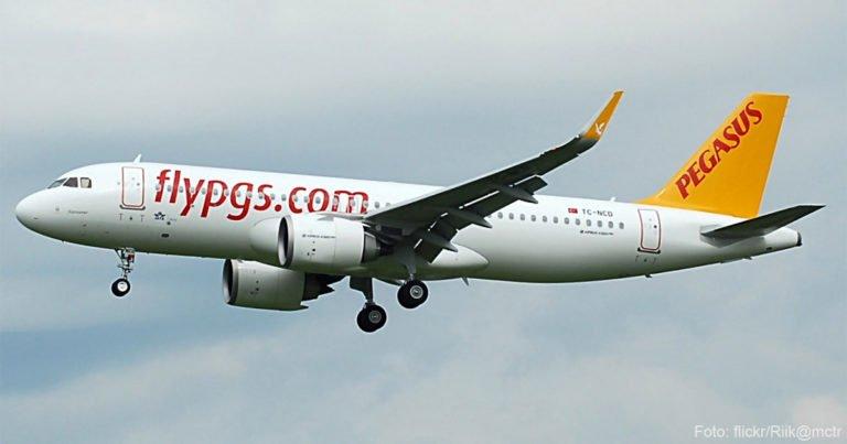 Meine Odyssee mit Pegasus Airlines