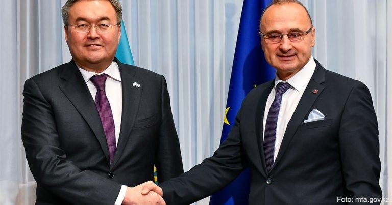 Kasachstan und EU weiten Zusammenarbeit aus