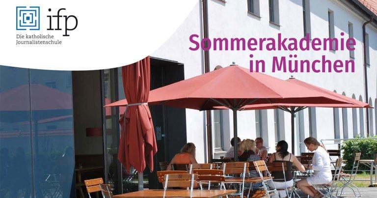 Ostkurs 2020: Sommerakademie in München