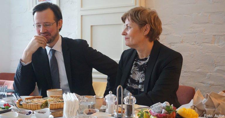 Regierungskoordinator Dirk Wiese zu Besuch in Kasachstan