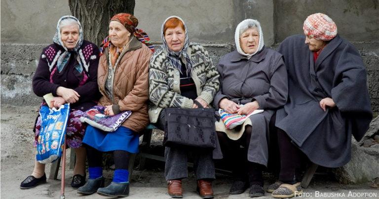 Ein Herz für Kirgisistans Senioren